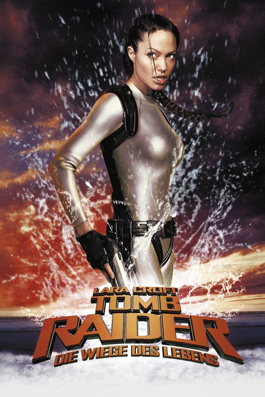 """Plakat von """"Lara Croft: Tomb Raider - Die Wiege des Lebens"""""""