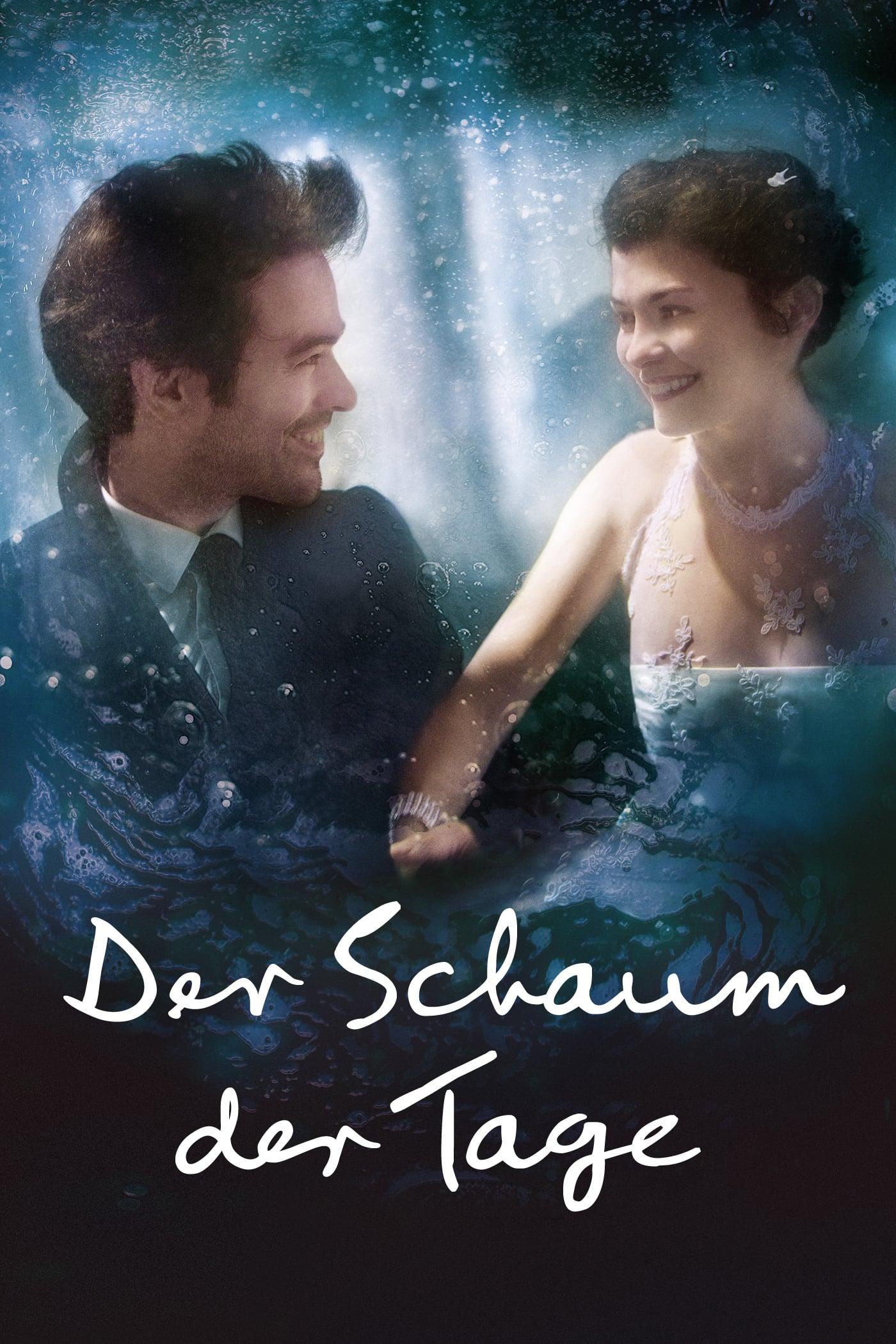 """Plakat von """"Der Schaum der Tage"""""""