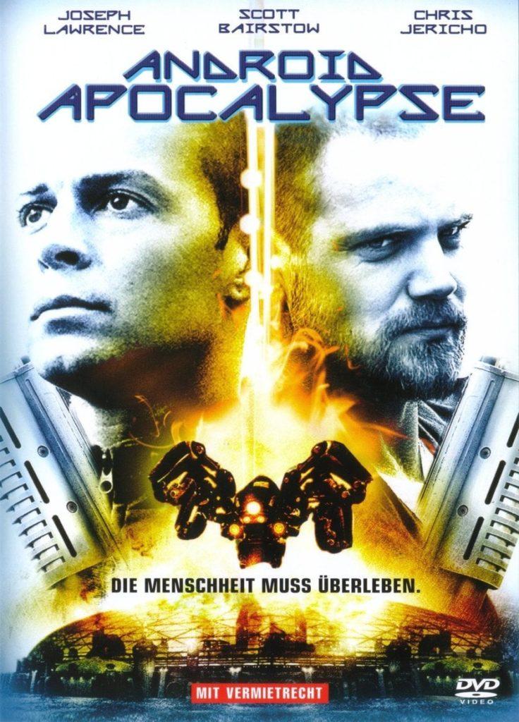 "Plakat von ""Android Apocalypse"""