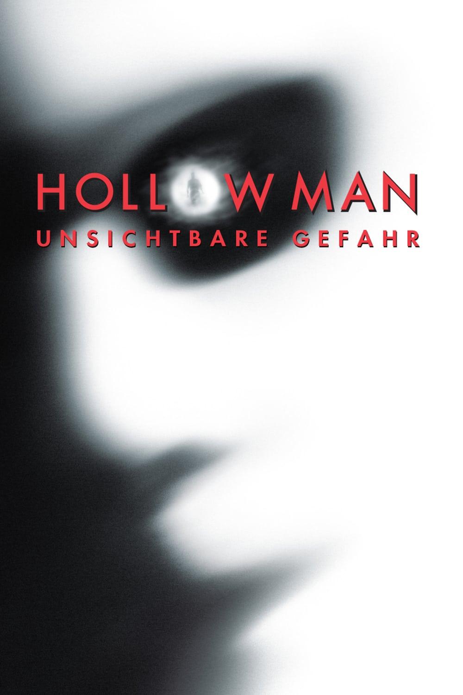 """Plakat von """"Hollow Man - Unsichtbare Gefahr"""""""