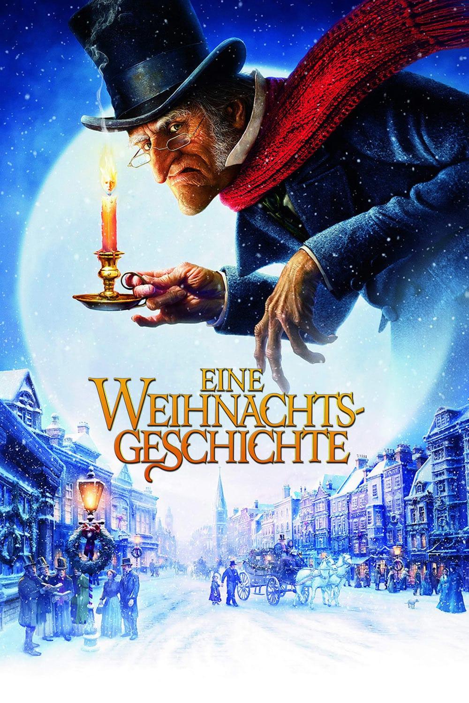 """Plakat von """"Disneys Eine Weihnachtsgeschichte"""""""
