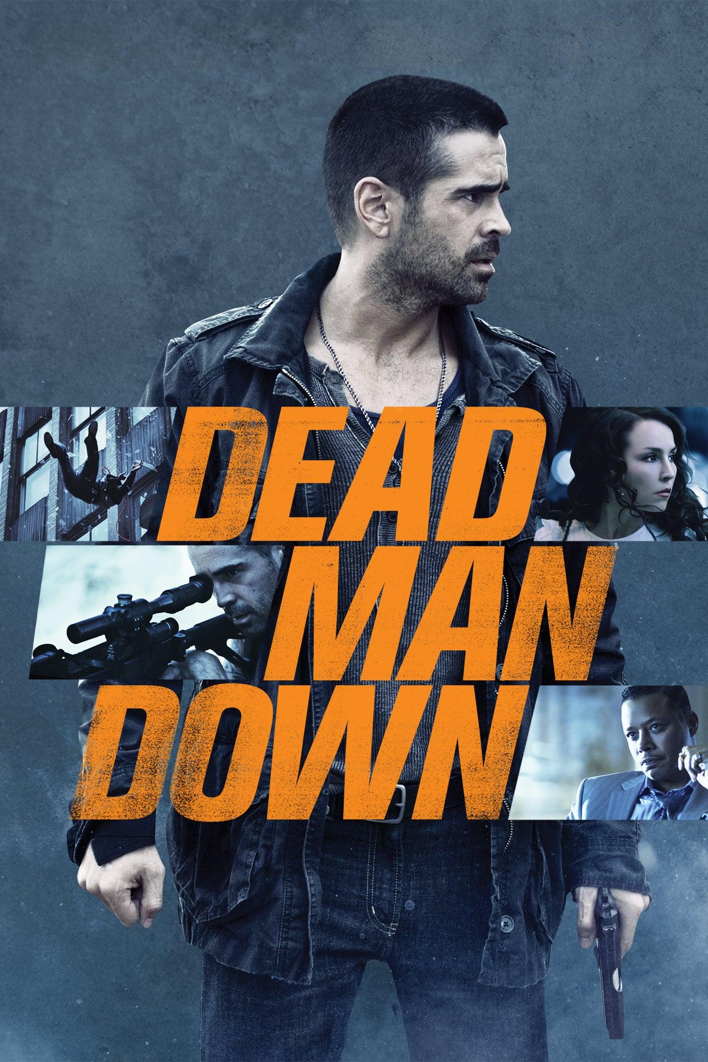 """Plakat von """"Dead Man Down"""""""