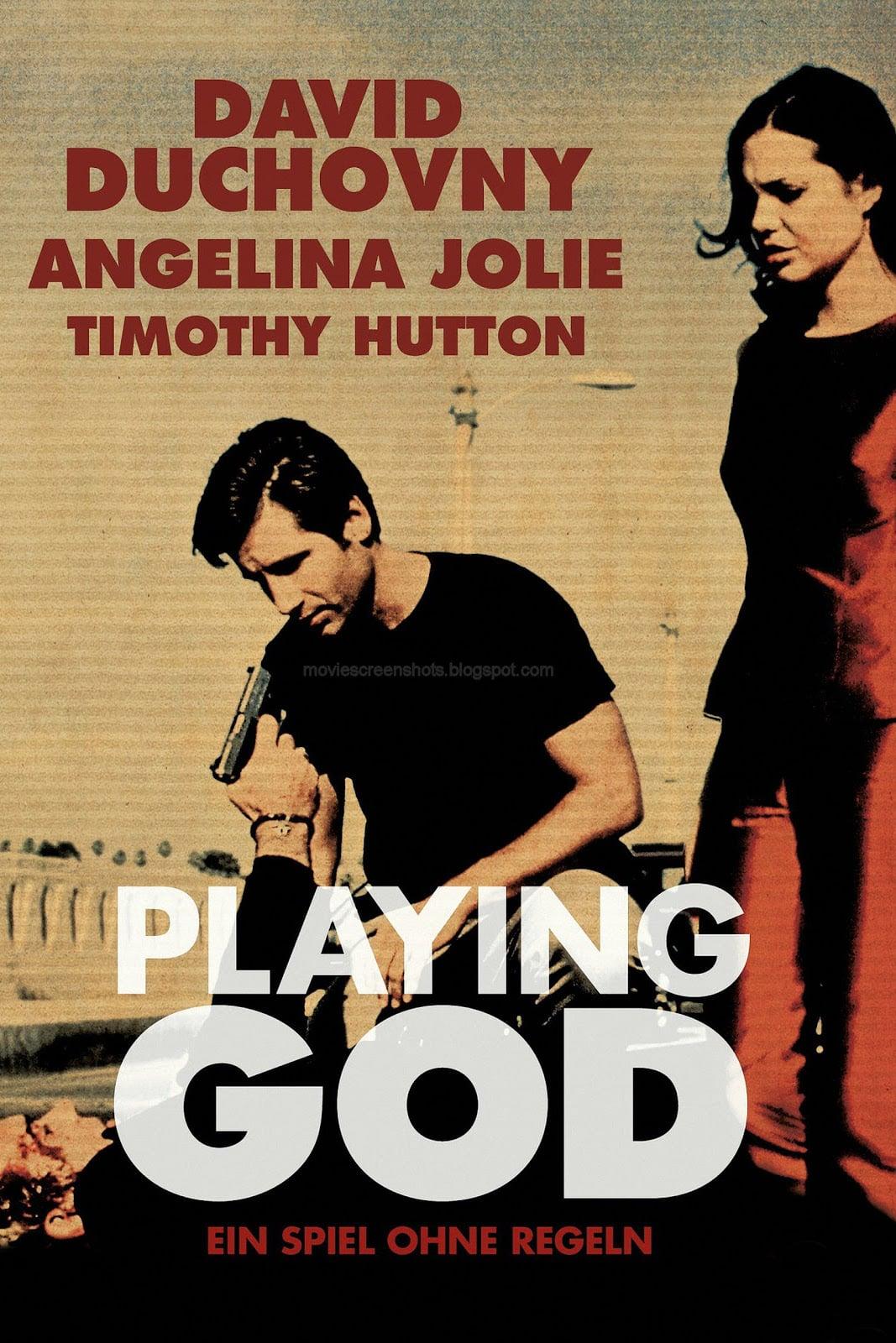 """Plakat von """"Playing God"""""""