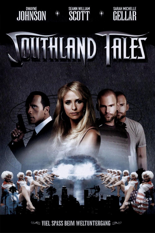 """Plakat von """"Southland Tales"""""""