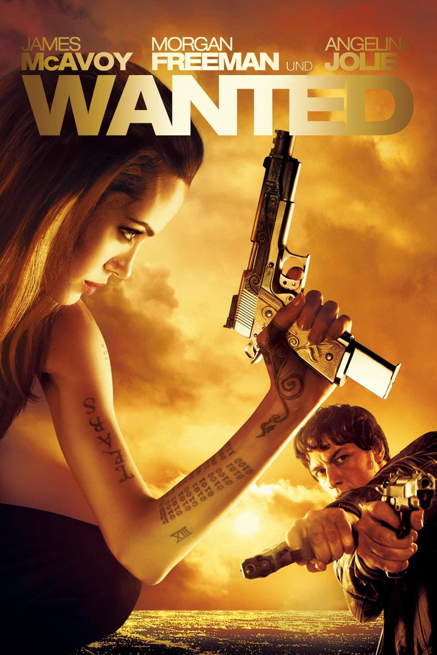 """Plakat von """"Wanted"""""""