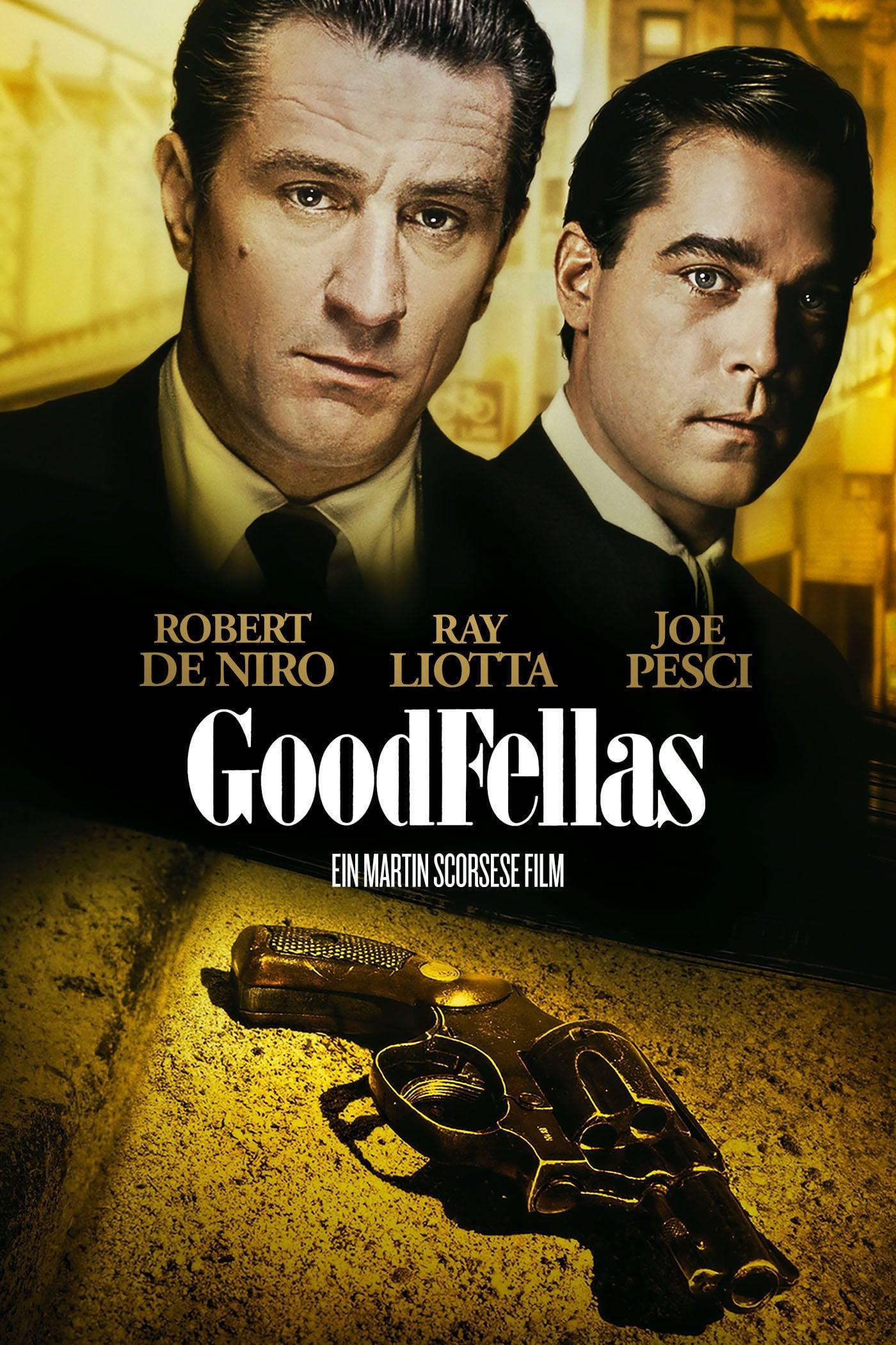 """Plakat von """"GoodFellas"""""""