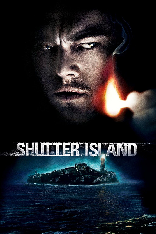 """Plakat von """"Shutter Island"""""""