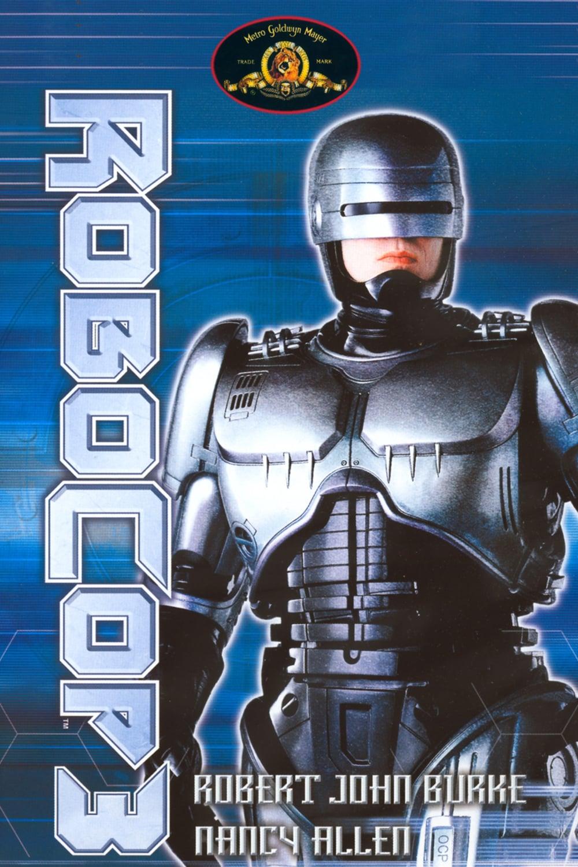 """Plakat von """"RoboCop 3"""""""
