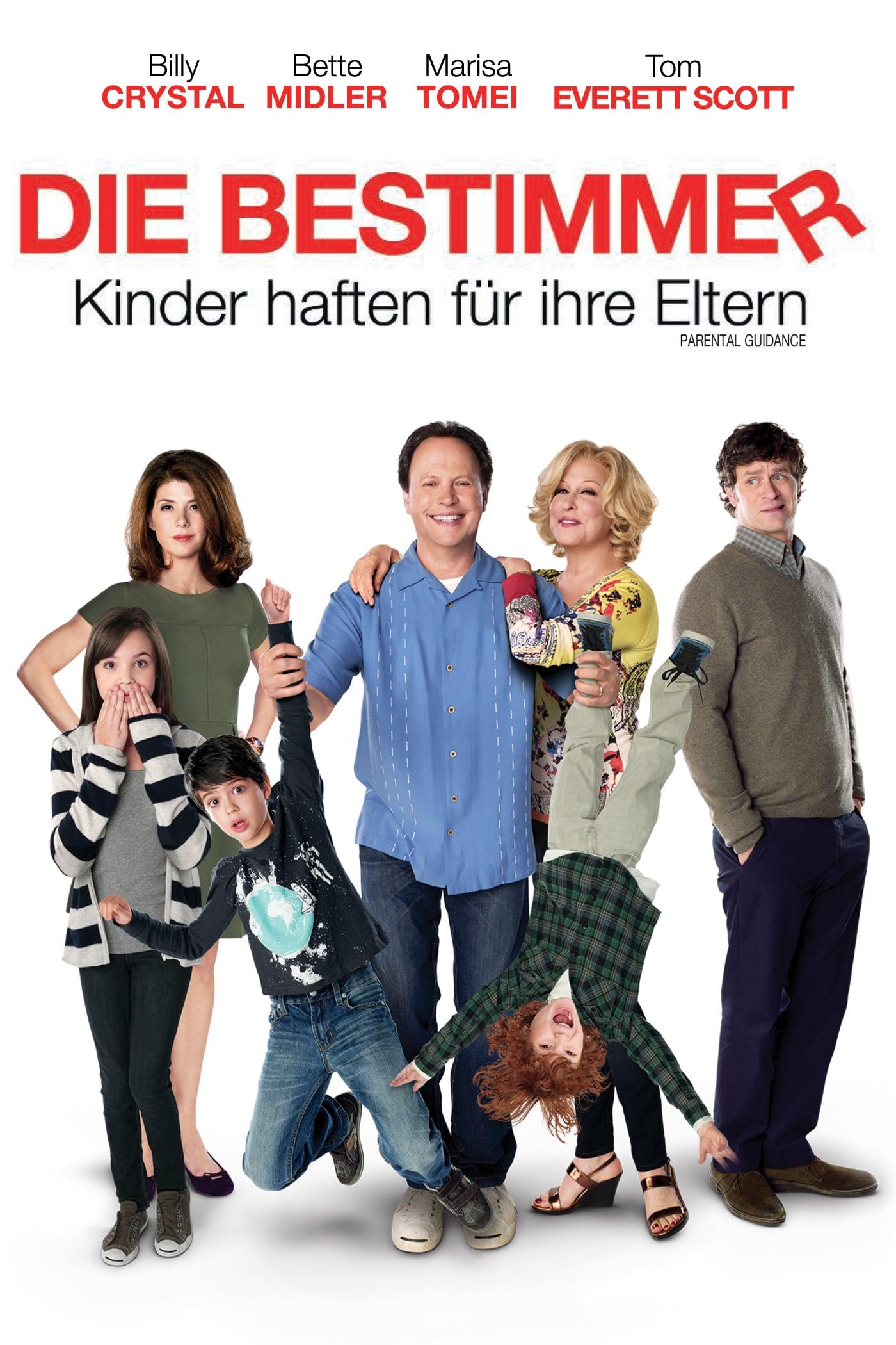"""Plakat von """"Die Bestimmer - Kinder haften für ihre Eltern"""""""