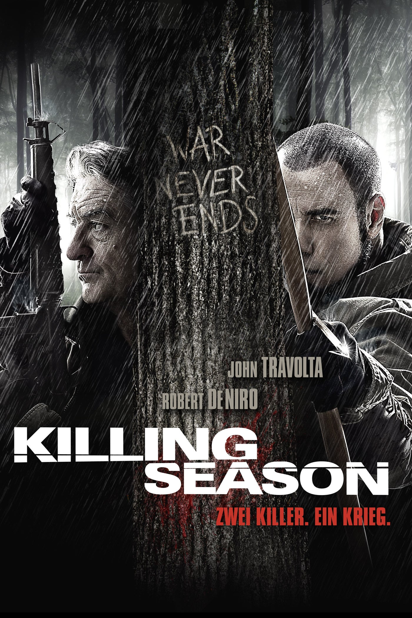 "Plakat von ""Killing Season"""