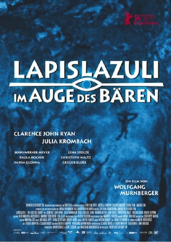 """Plakat von """"Lapislazuli - Im Auge des Bären"""""""