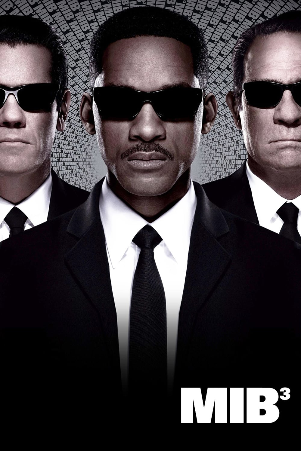 "Plakat von ""Men in Black 3"""