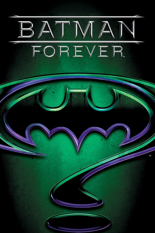 """Plakat von """"Batman Forever"""""""
