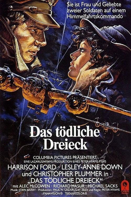 """Plakat von """"Das tödliche Dreieck"""""""