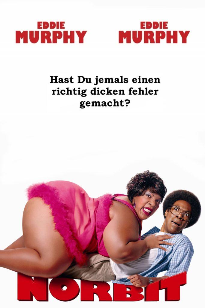 """Plakat von """"Norbit"""""""
