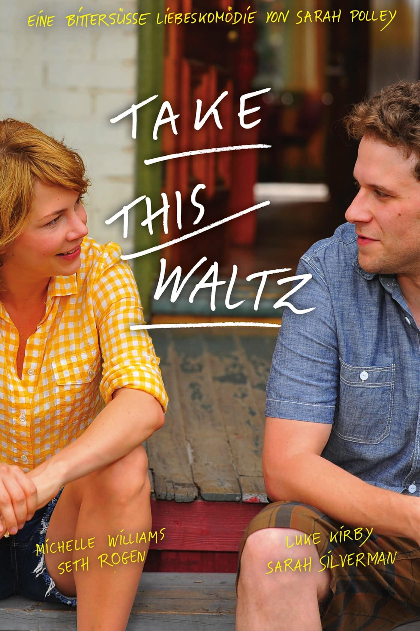 """Plakat von """"Take This Waltz"""""""