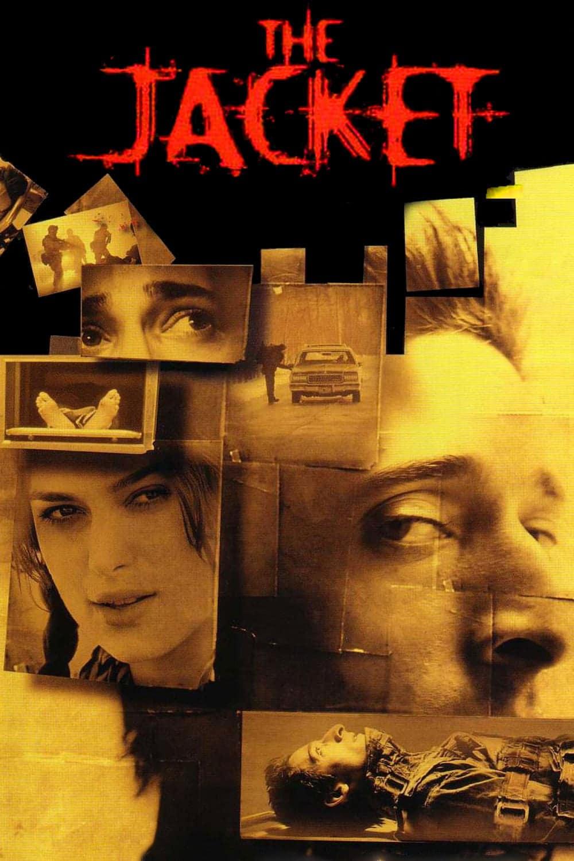 """Plakat von """"The Jacket"""""""