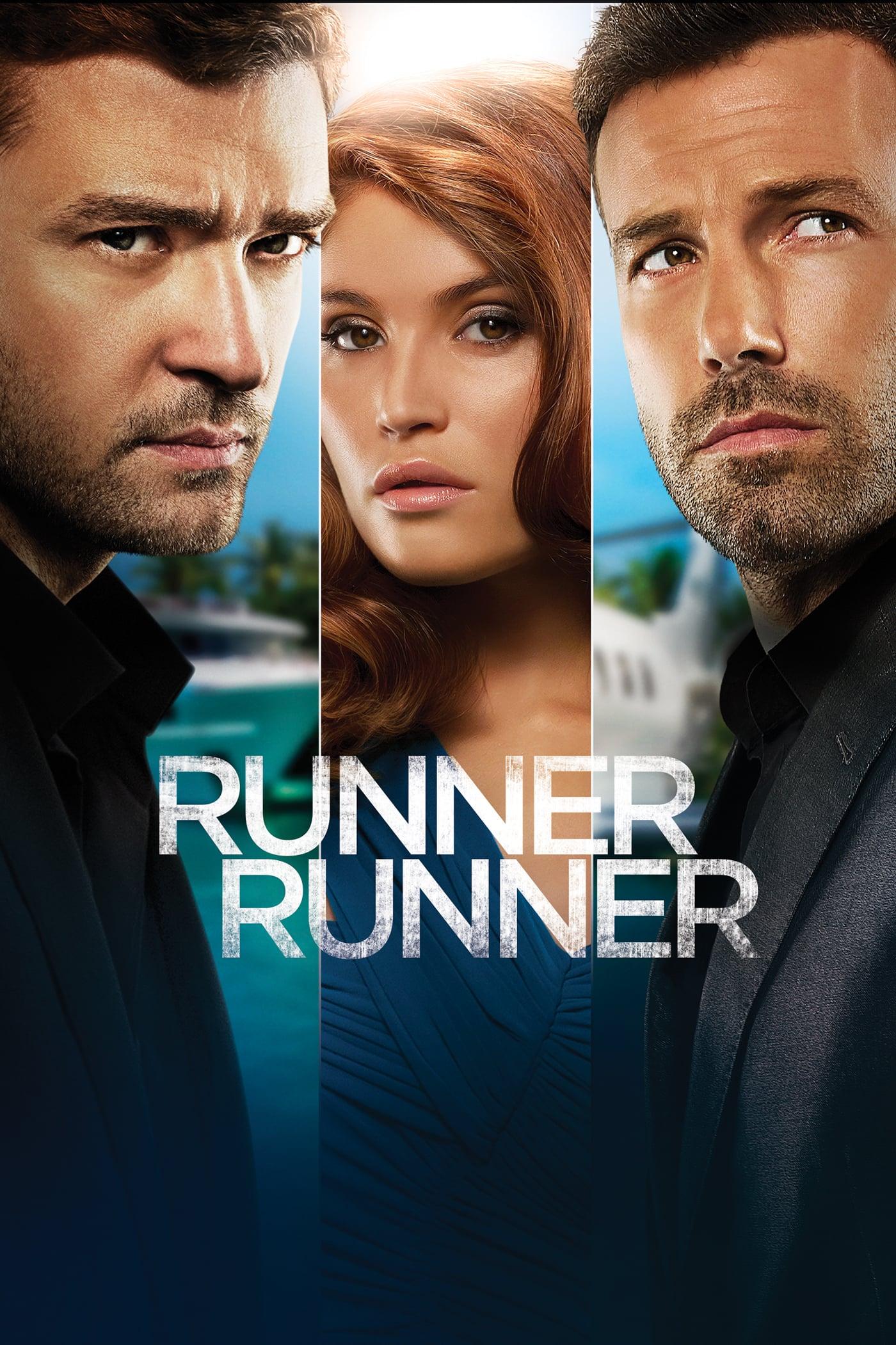 """Plakat von """"Runner Runner"""""""