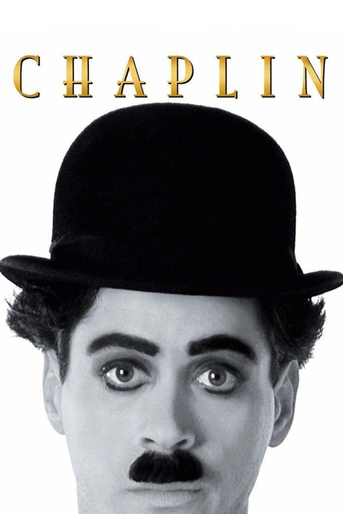 """Plakat von """"Chaplin"""""""