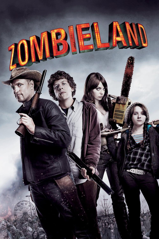 """Plakat von """"Zombieland"""""""