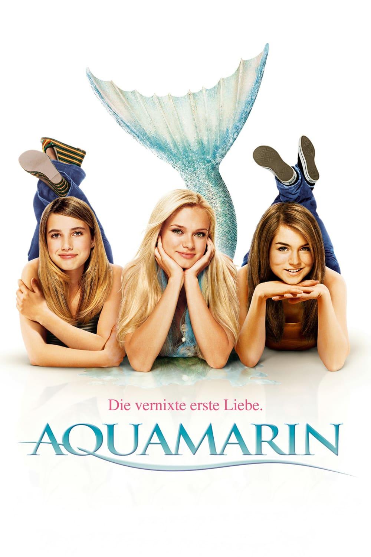 """Plakat von """"Aquamarin - Die vernixte erste Liebe"""""""
