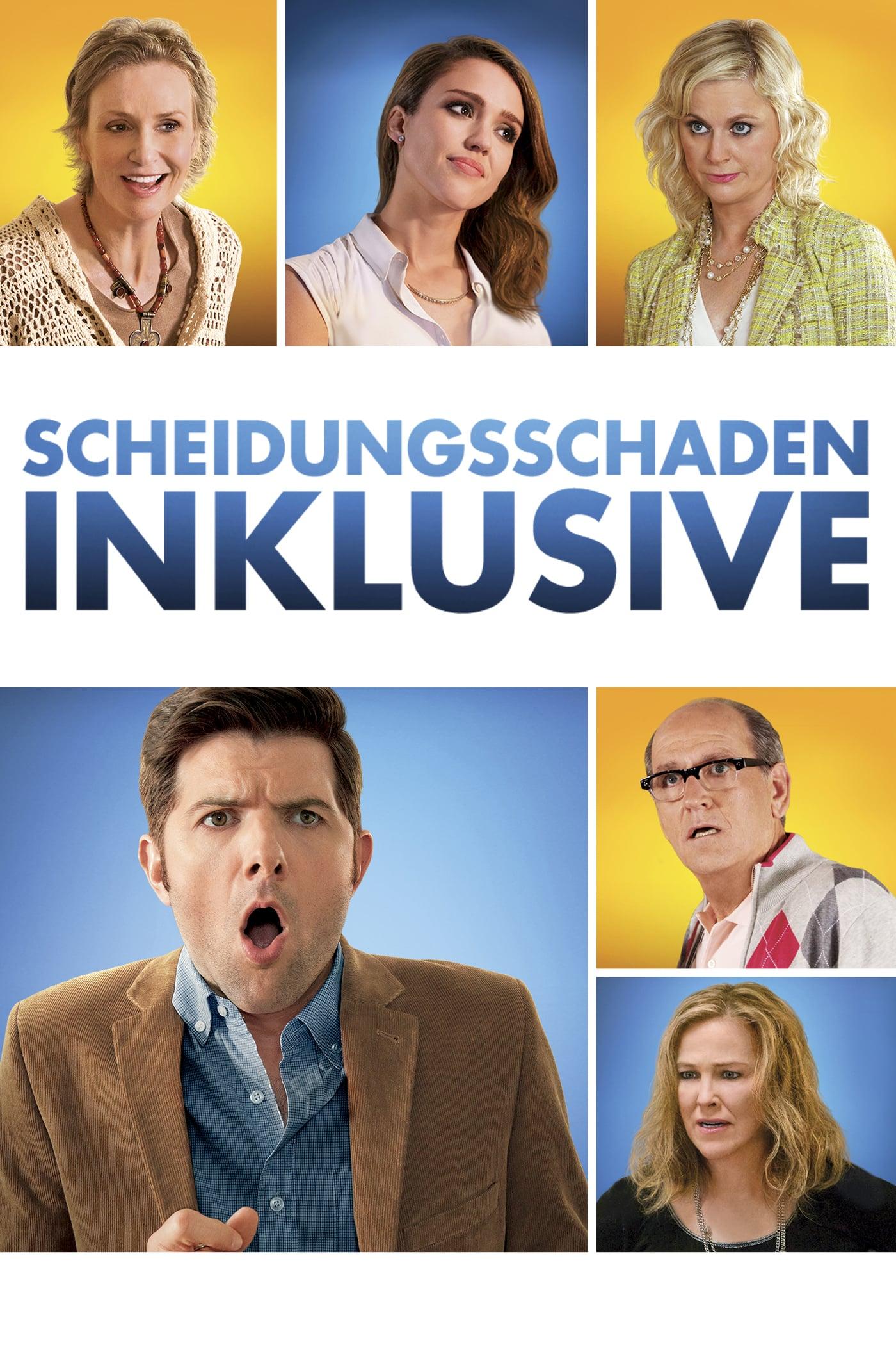 """Plakat von """"Scheidungsschaden Inklusive"""""""