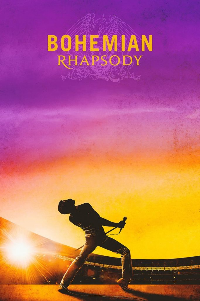 "Plakat von ""Bohemian Rhapsody"""
