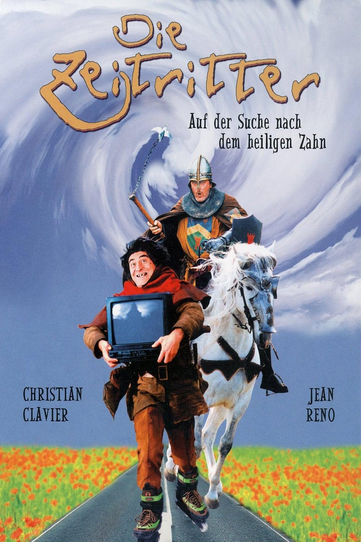 """Plakat von """"Die Zeitritter – Auf der Suche nach dem heiligen Zahn"""""""