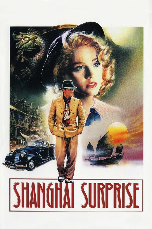 """Plakat von """"Shanghai Surprise"""""""