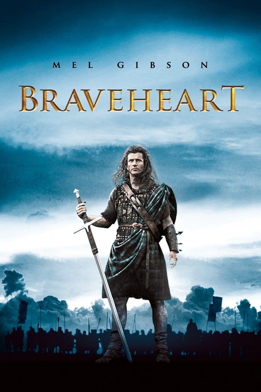 """Plakat von """"Braveheart"""""""