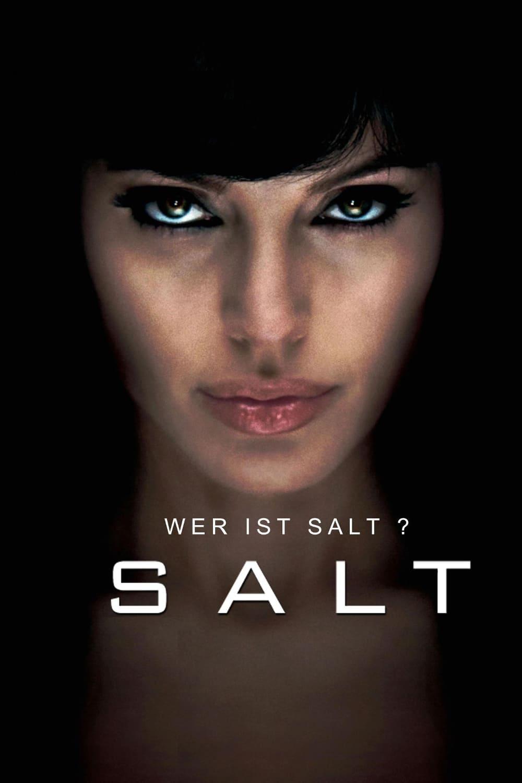 """Plakat von """"Salt"""""""