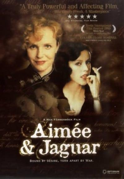 "Plakat von ""Aimee & Jaguar"""