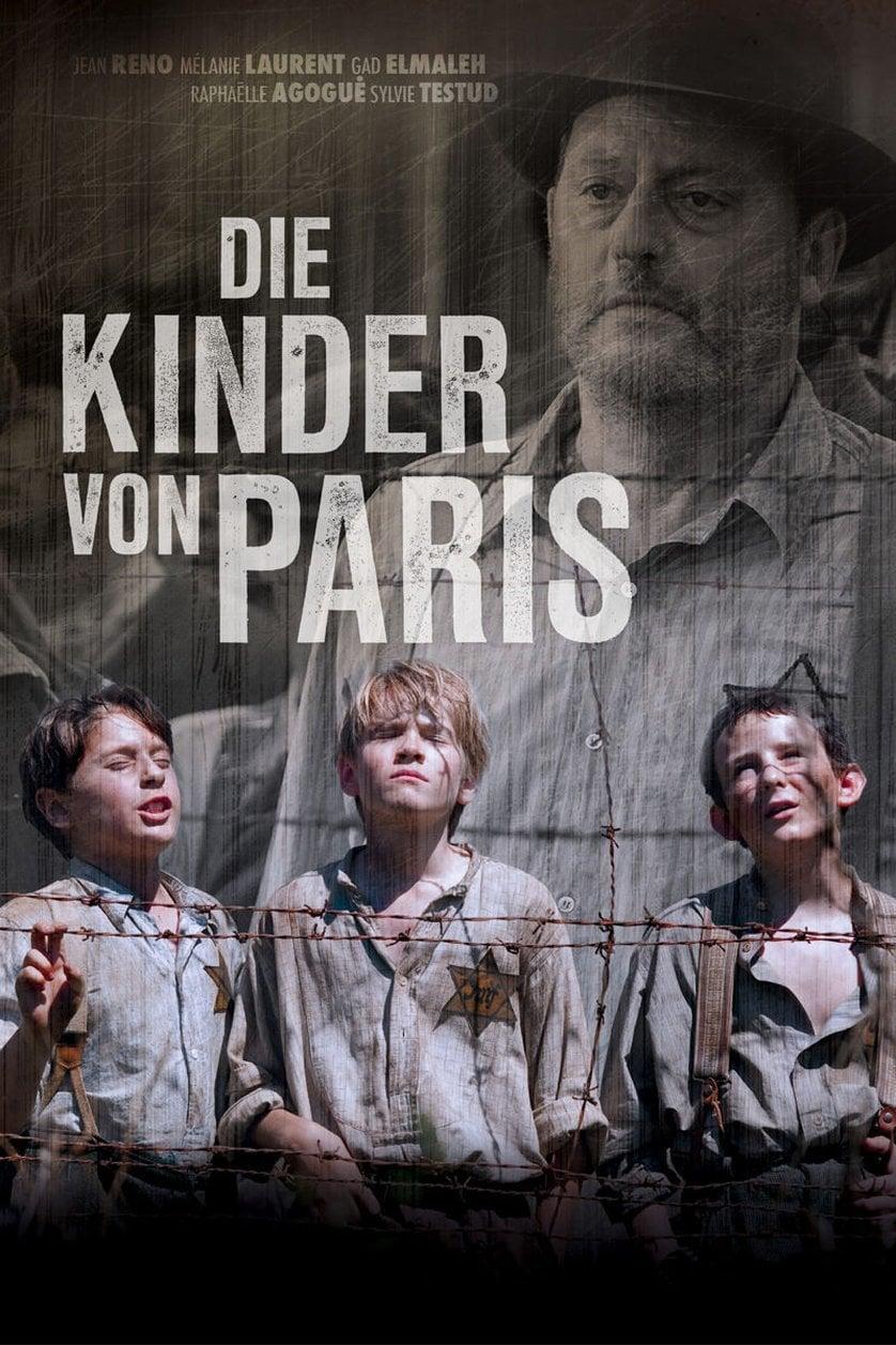 """Plakat von """"Die Kinder von Paris"""""""