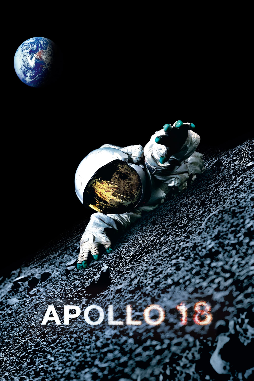 "Plakat von ""Apollo 18"""