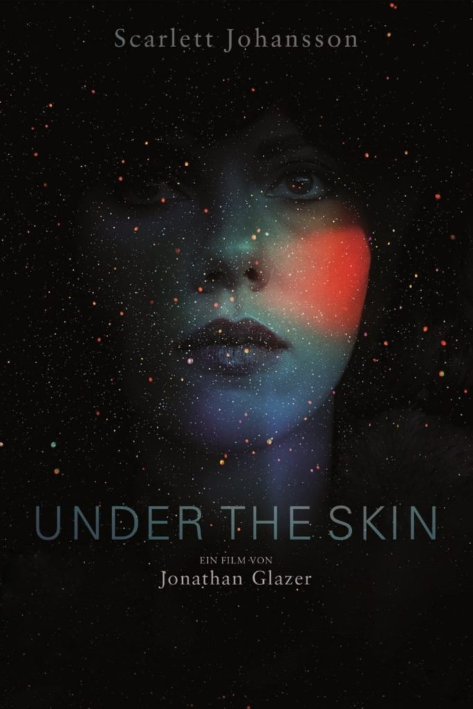 "Plakat von ""Under the Skin"""