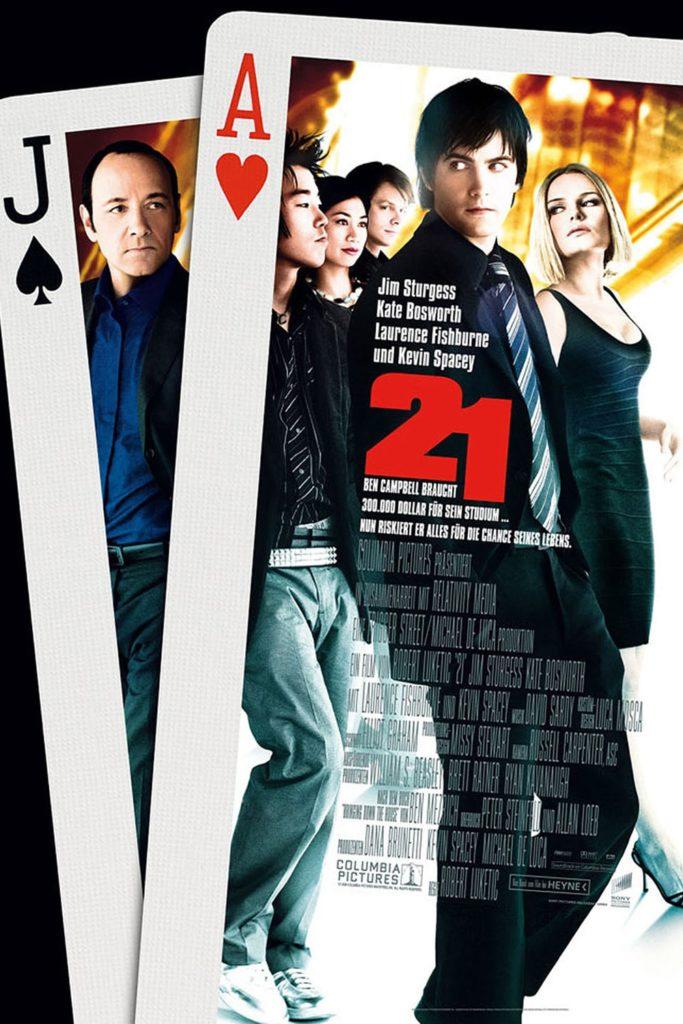 """Plakat von """"21"""""""