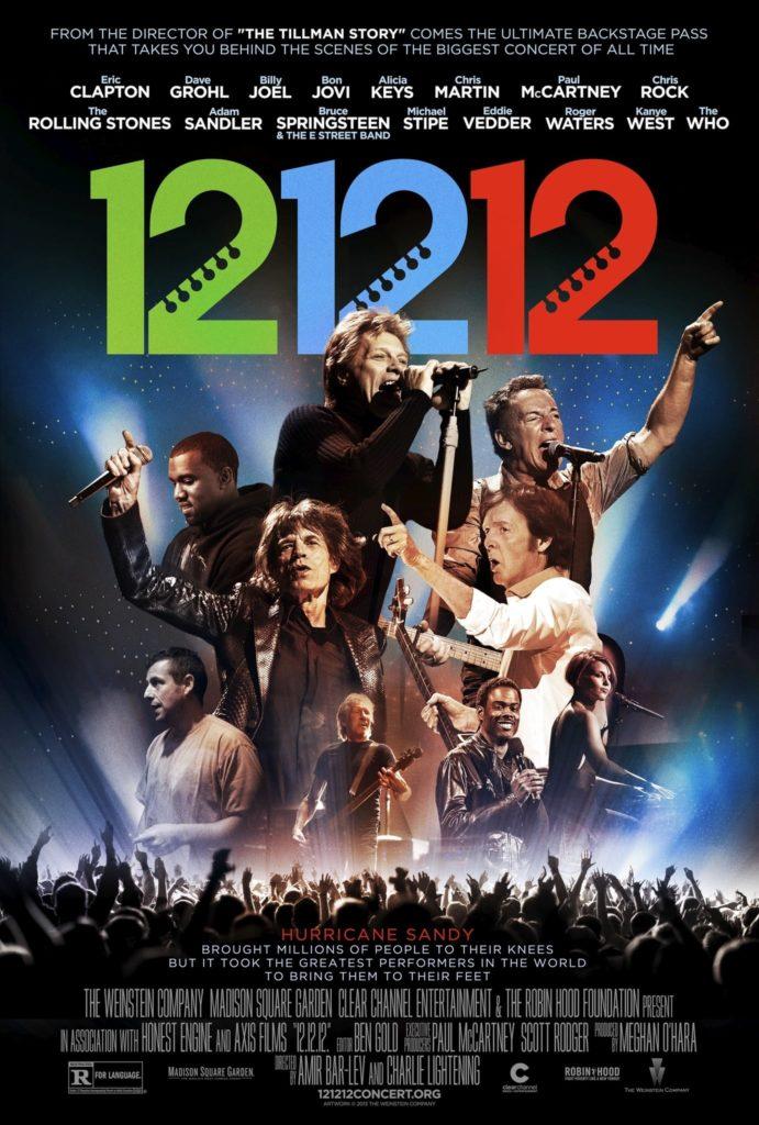 """Plakat von """"12-12-12"""""""