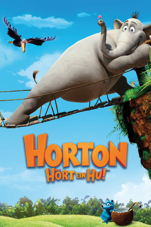 """Plakat von """"Horton hört ein Hu!"""""""