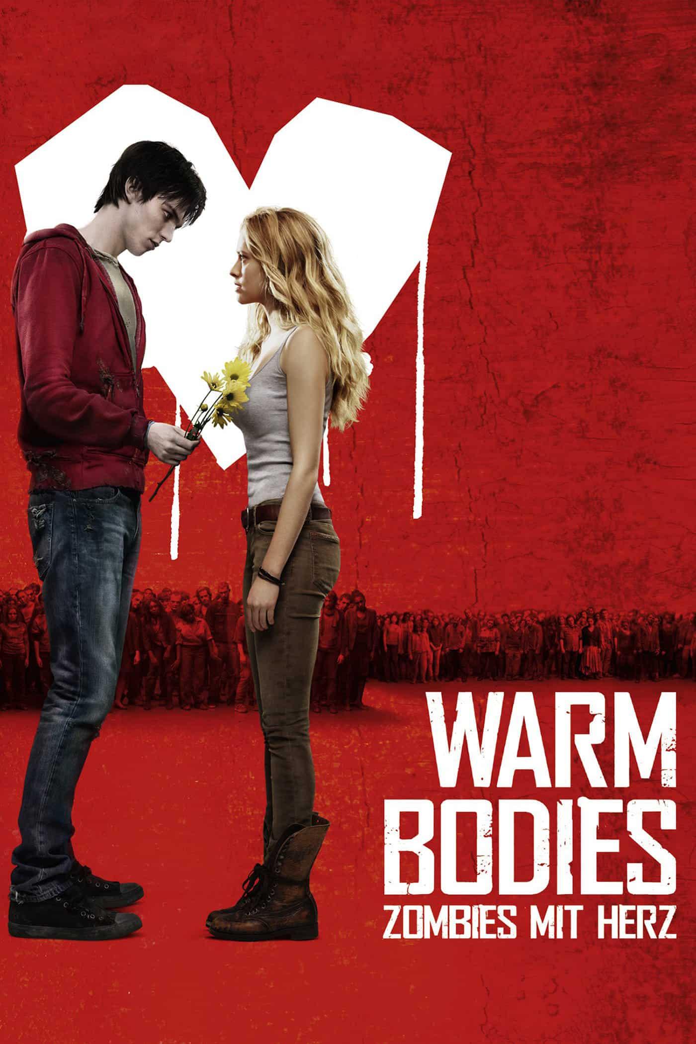"""Plakat von """"Warm Bodies - Zombies mit Herz"""""""