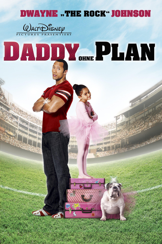 """Plakat von """"Daddy ohne Plan"""""""