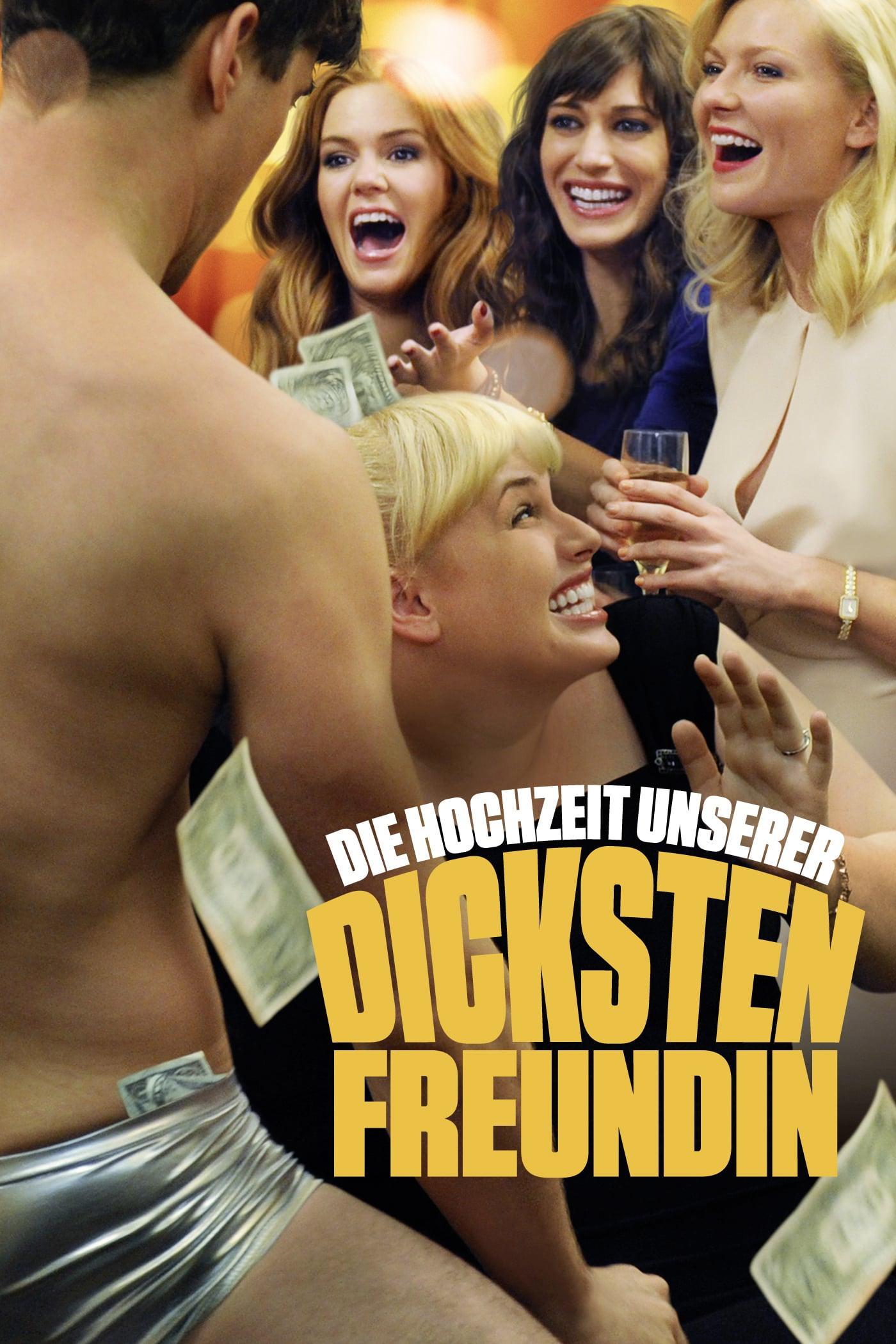 """Plakat von """"Die Hochzeit unserer dicksten Freundin"""""""