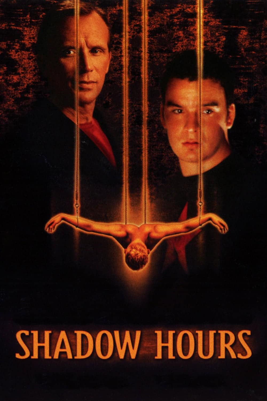 """Plakat von """"Shadow Hours"""""""