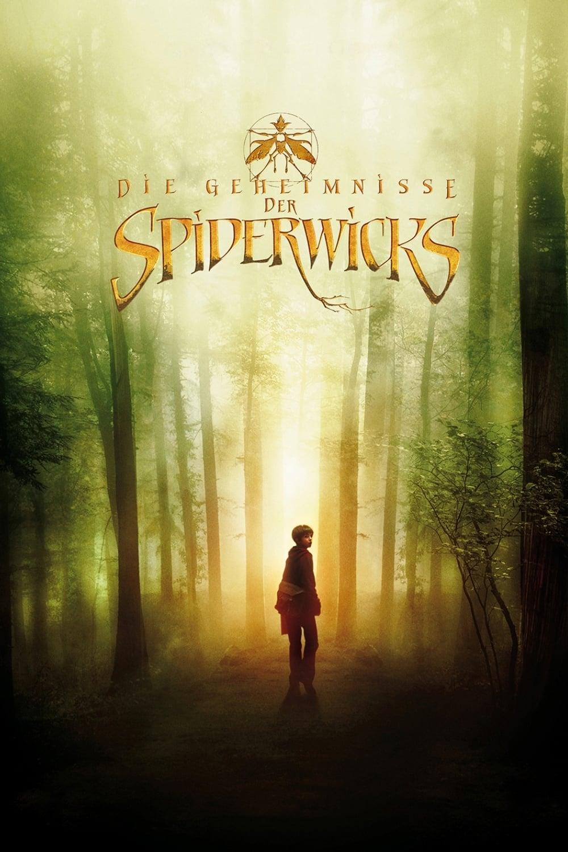 """Plakat von """"Die Geheimnisse der Spiderwicks"""""""