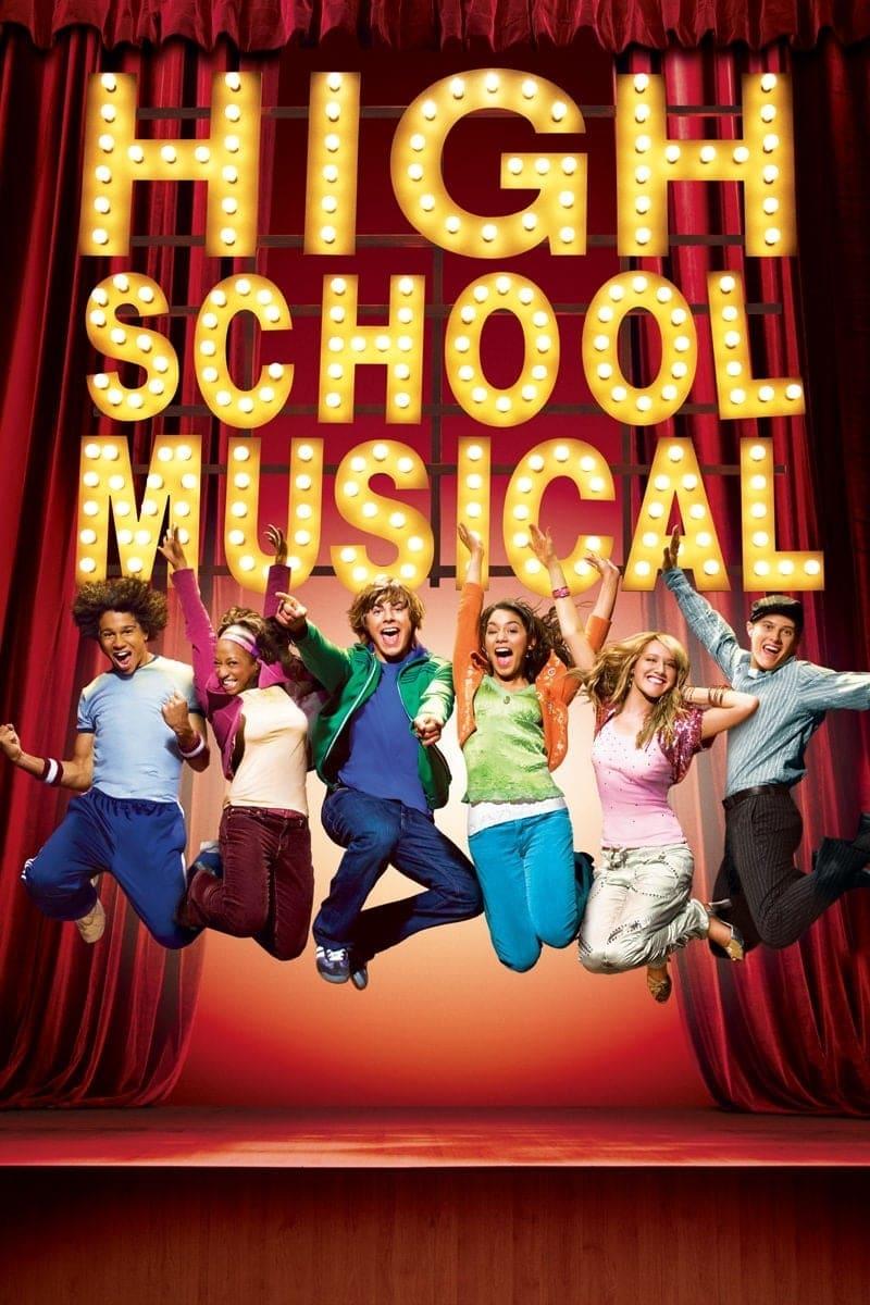 """Plakat von """"High School Musical"""""""