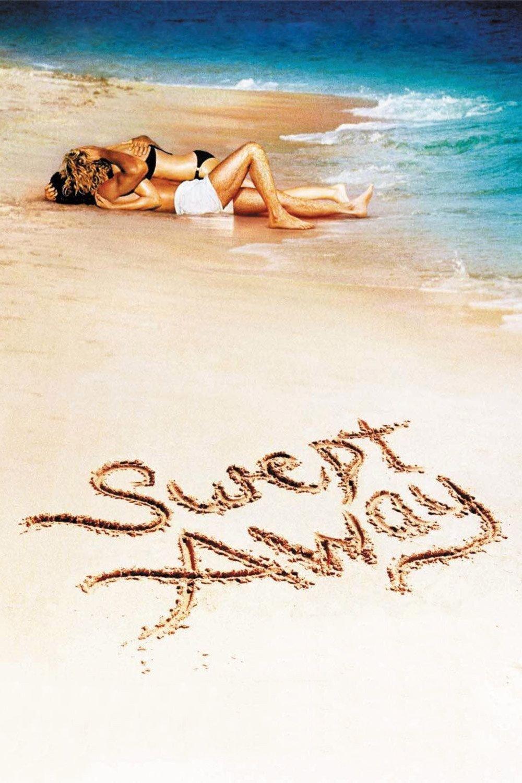 """Plakat von """"Stürmische Liebe - Swept Away"""""""