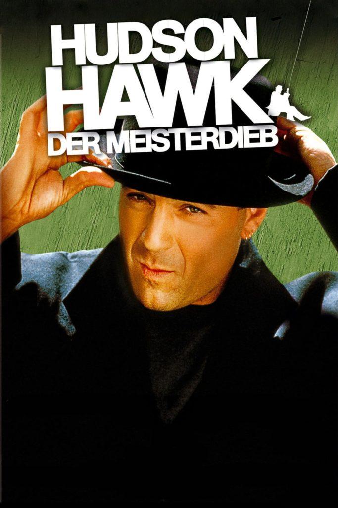 """Plakat von """"Hudson Hawk - Der Meisterdieb"""""""