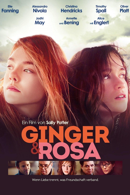 """Plakat von """"Ginger & Rosa"""""""