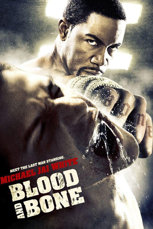 """Plakat von """"Blood and Bone - Rache um jeden Preis"""""""