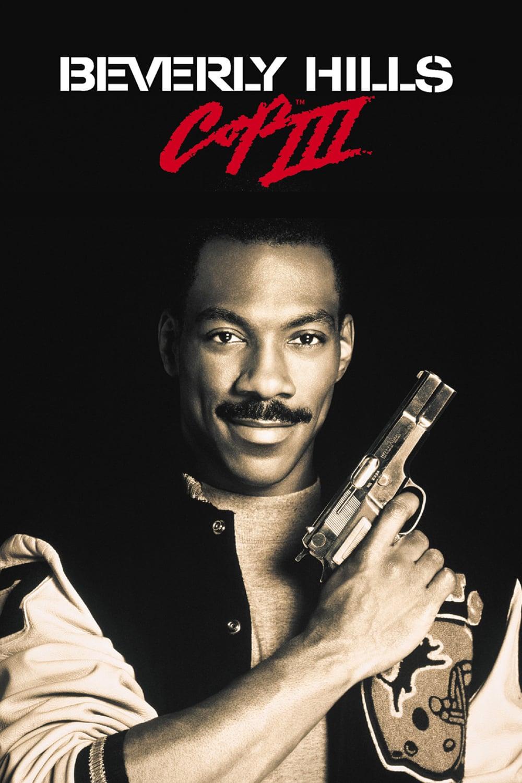 """Plakat von """"Beverly Hills Cop III"""""""