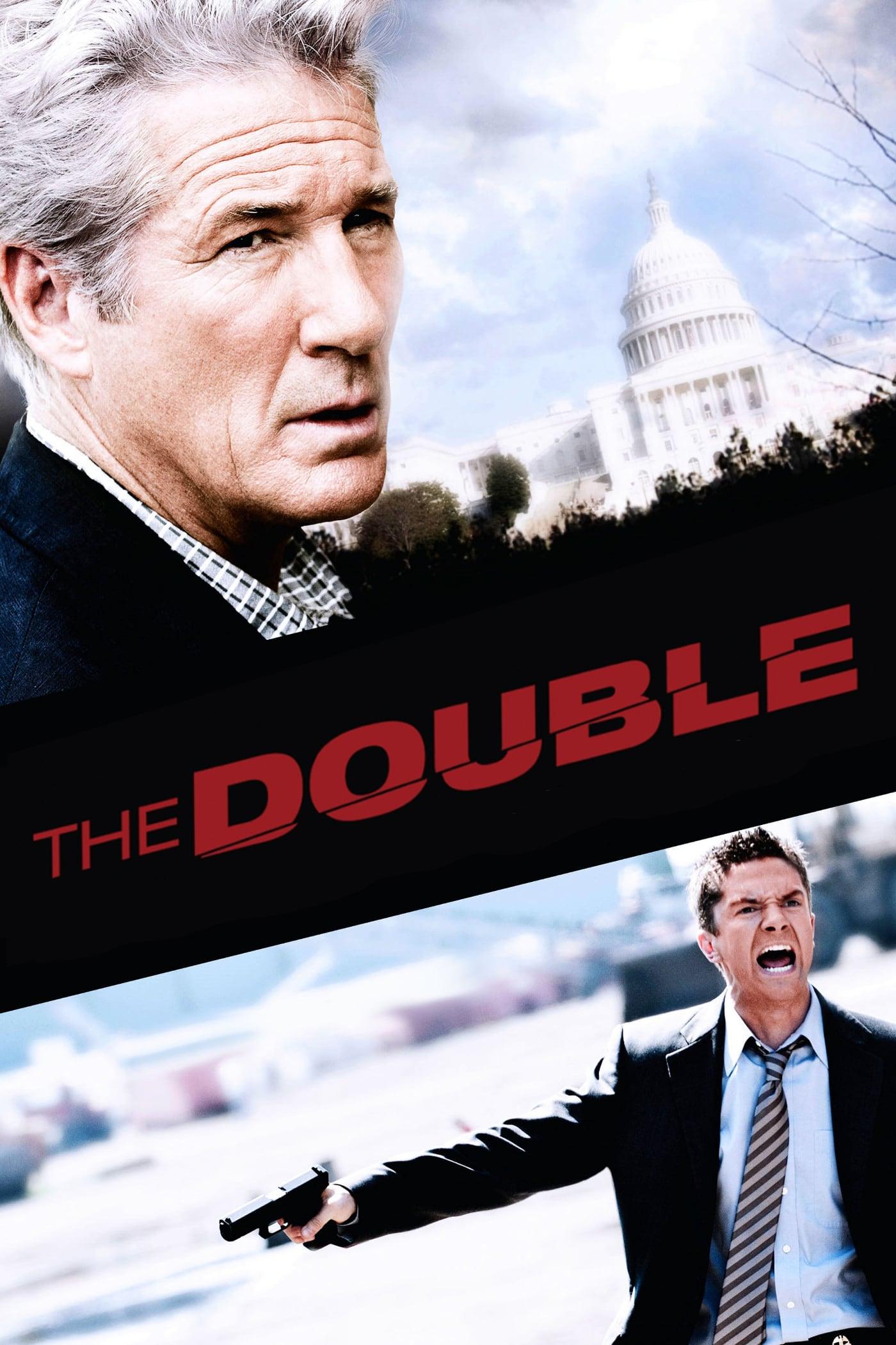 """Plakat von """"The Double - Eiskaltes Duell"""""""
